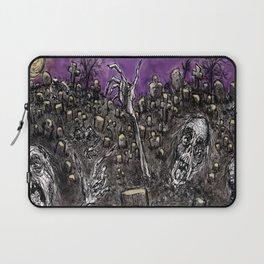 Zombies....Braaaiiinnnnsss!!! Laptop Sleeve