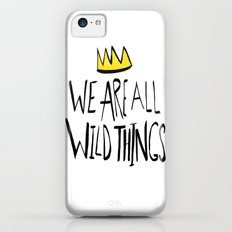 Wild Things II Slim Case iPhone 5c