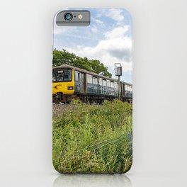 Powderham Pacer iPhone Case