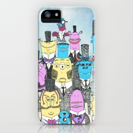 A Few Good Monsters iPhone Case