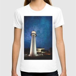 Lighthouse Blues T-shirt