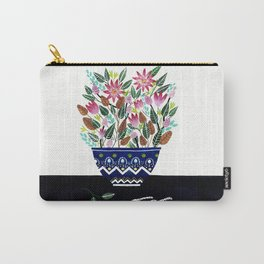 Flowers in a Vase 2 Carry-All Pouch