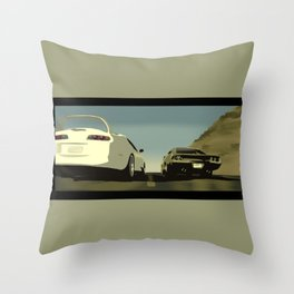 For Paul Throw Pillow