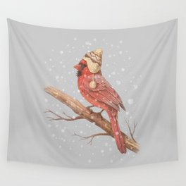 First Snow - colour option Wall Tapestry