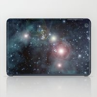 outer space iPad Cases featuring Outer Space by apgme