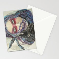 The Crow Keeper Stationery Cards