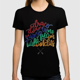 School of Witchcraft T-shirt