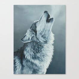 Breath Of Song Canvas Print