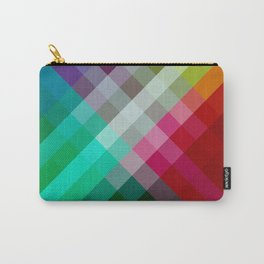 Rainbow 3 color Carry-All Pouch