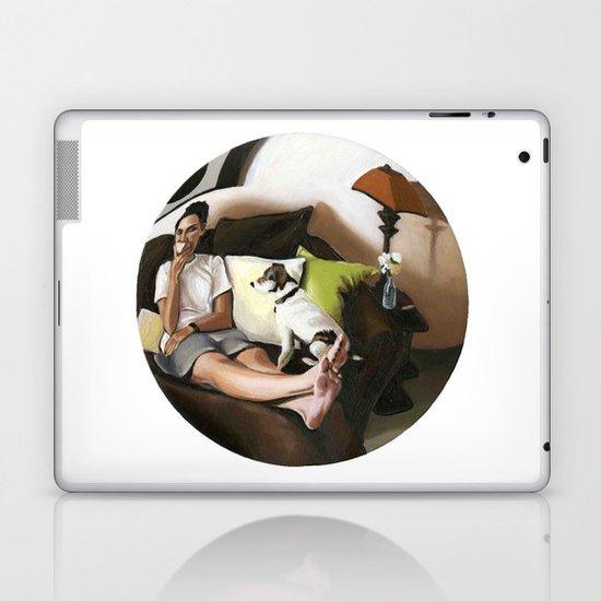 3:58 PM Laptop & iPad Skin