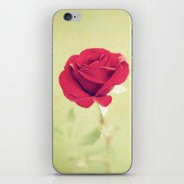 Perfect Rose iPhone Skin