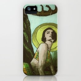 Iku-Turso iPhone Case