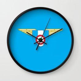 SS Lazio Wall Clock