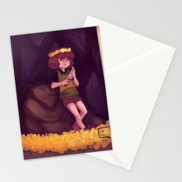 Fallen Child Stationery Cards