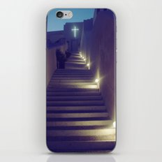 Greek Church at Dusk iPhone & iPod Skin