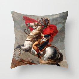 Naposaurus Throw Pillow