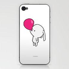 Mononoco with Bubble Gum  iPhone & iPod Skin