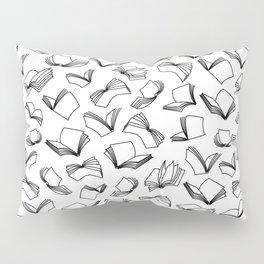 Bookaholic Dreams II Pillow Sham