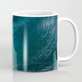 Down the Barrel Coffee Mug