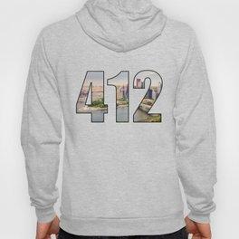 412 (Pittsburgh Area Code) Hoody