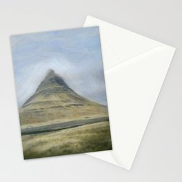 Iceland Mountain Stationery Cards