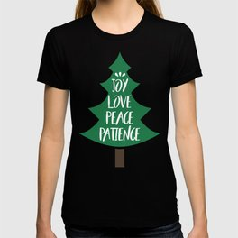 Tree of Christmas Present T-shirt