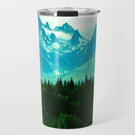 Adventure Mountain Travel Mug