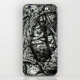 Secret Wood iPhone Skin