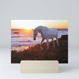 Coastal Fantasy Mini Art Print