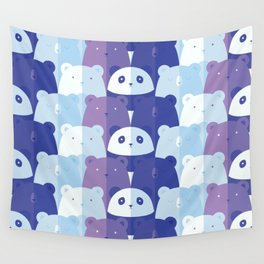 Sleuth of Bears Wall Tapestry