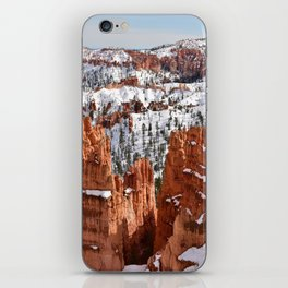 Bryce Canyon - Sunset Point II iPhone Skin