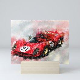330 P4 Mini Art Print