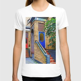 Stairs to Nowhere  -  Greenwich London T-shirt