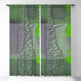 Rocketship Blackout Curtain