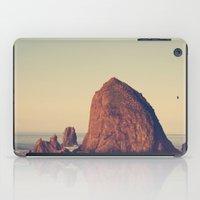 the goonies iPad Cases featuring Oregon Ocean by Kurt Rahn