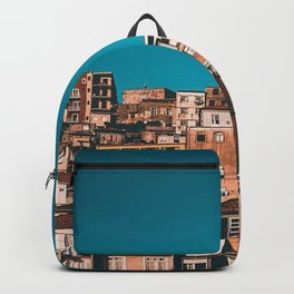 Porto, Portugal. Backpack
