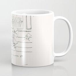 Music n7 by Tade Garben Coffee Mug
