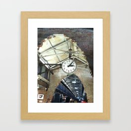 New York City Photograph 2-print (Chelsea Market) Framed Art Print