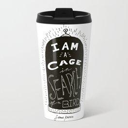 Franz Kafka Travel Mug