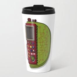 MACHINE LETTERS - D Travel Mug