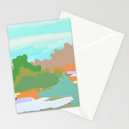 All Heroes Climb Mountains Stationery Cards