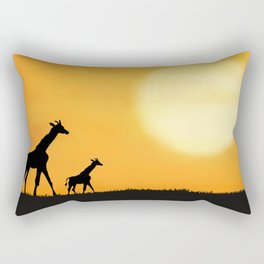 On the Horizon Rectangular Pillow