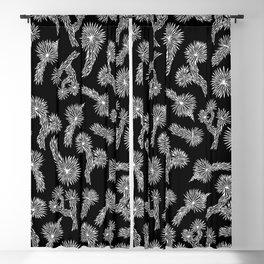 Joshua Tree Pattern by CREYES Blackout Curtain