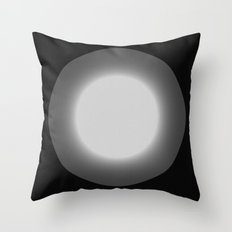 The light from beyond Throw Pillow