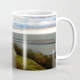 Coast of Dover Coffee Mug