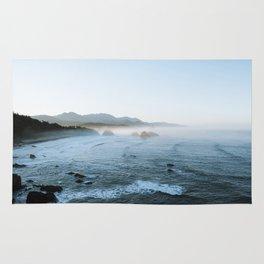 Cannon Beach Sunrise Rug