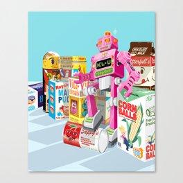 Sweet Invasion Canvas Print