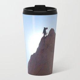 Colorado Climber Travel Mug
