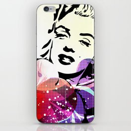 Marilyn Monroe iPhone Skin