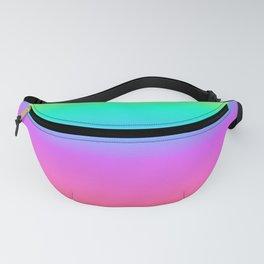 Pastel Rainbow Fanny Pack